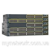 Коммутаторы Cisco Catalyst 2960-S GigabitEthernet REFURBISHED фото