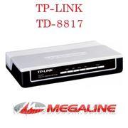 Modem Tp-link TD-8817 в Алматы, Модем Tp-link TD-8817 в Алматы с доставкой, фото