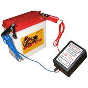 Проверка и зарядка автомобильных аккумуляторов фото