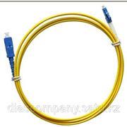 LAN-LC-SC/SU-1.0 Патчкорд симплексный LANMASTER FC/UPC-FC/UPC одномодовый 1м