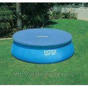Крышка для бассейна изи сет диаметр 2,44 см