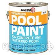 Краска для бассейнов POOL PAINT, 3,78л, БЕЛАЯ