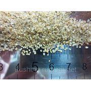 Кварцевый песок для фильтров, 25 кг, фракция 0,6-0,8