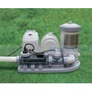 Хлоргенератор KRYSTAL CLEAR SALTWATER SYSTEM Intex 54612 с насосом-фильтром фото