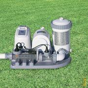 Хлоргенератор с фильтрующим насосом Intex Saltwater System 7600 л/ч фото