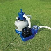 Песочный насос-фильтр Intex Sand Filter Pump 5700 л/ч фото
