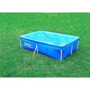 Тент для бассейна прямоугольный 300х200 см BestWay фото