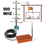 Усилитель связи CDMA 850 на 100 кв.м. фото
