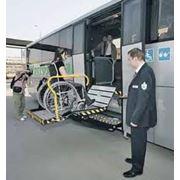 Поставка монтаж и обслуживание подъемного оборудования для маломобильных групп населения (инвалидов) фото