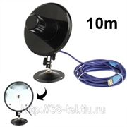 Усилитель для USB модема 3G черный 10 метров кабель фото