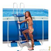 Лестница для бассейна 91 см Intex фото