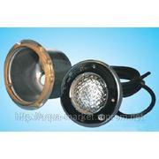 Прожектор из нерж. стали 15Вт/12В c LED- элементами Emaux LEDS-100SN (Opus) фото