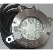 Светильник светодиодный для фонтана RGB 3in1 накладной фото