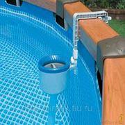 Скиммер для бассейна Deluxe Wall Mount Surface Intex фото