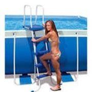 Лестница для бассейна Intex 58974 ( 122 см. ) фото