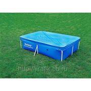 Тент для бассейна прямоугольный 239х160 см BestWay фото