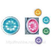 Светодиодные прожекторы 9 диодов Brio RGB цветные par 56 ccei (Франция) фото