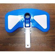 Щетка с нижней ворсой для ручного подводного пылесоса фото