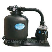 Фильтровальная установка для бассейна до 20м3 Emaux FSP350-4W (Opus) фото