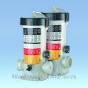 Полуавтоматические дозаторы хлора,брома или кислорода