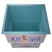 "Композитный мини-бассейн ""Купелия 18х17"" фото"