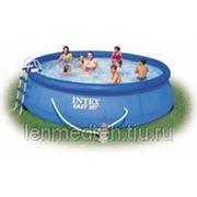 Бассейн Intex EASY SET (насос с фильтром 220V + аксессуары) арт.54916