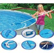 Набор для чистки надувных и каркасных бассейнов фото