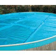 Покрывало плавающее круг 6.4 м фото