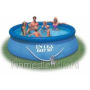 Надувной бассейн Intex EASY SET (насос с фильтром 220V) арт.56932