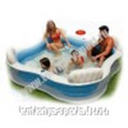 Бассейн Intex арт.56475 надувной 229х229х66см. фото
