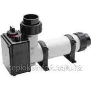 Электронагреватель пластиковый 12кВт, датчик потока, термостат 0-45гр, защ.от перегрева фото