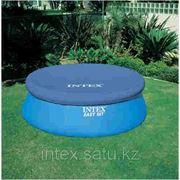 Тент-чехол для надувного бассейна диаметром: : 244 см фото