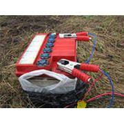 Зарядка аккумуляторов фото