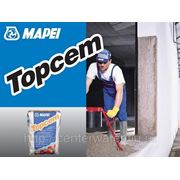 TOPCEM , специальное гидравлическое вяжущее для стяжек обычного схватывания с быстрым высыханием (4 дня) и умеренной усадкой, 20 кг фото