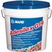 ADESILEX G19, 2-хкомпонентный эпоксидно-полиуретановый клей для резиновых, ПВХ-покрытий и натурального линолеума, 10 кг фото