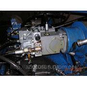 Ремонт гидравлической трансмиссии типа SPV, SMF, МКРН, ГСТ фото
