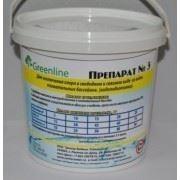 Greenline Antihlor, 25 кг фото
