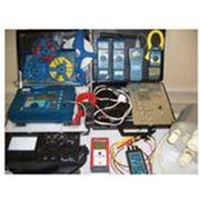 Проведение испытаний электрооборудования в электроизмерительной лаборатории фото