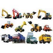 Ремонт дорожно-строительной, землеройной, сельскохозяйственной и коммунальной техники фото