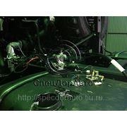 Установка системы подогрева топливопроводов и топливных фильтров, подогрева топливных баков фото