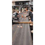 Стыковка транспортерной ленты фото