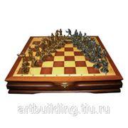 Шахматы «ВЕЛИКАЯ ОТЕЧЕСТВЕННАЯ ВОЙНА» фото