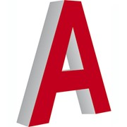 Буквы объемные световые фото