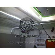 Утепление и шумоизоляция кабины материалами пенофол иизолон фото