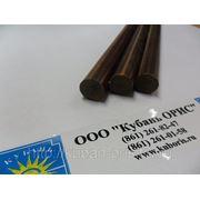 Текстолит стержневой (диам. 20-150 мм) фото