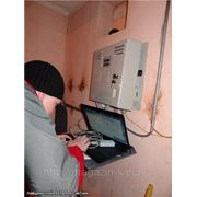 Информационное обслуживание узлов учета тепловой энергии и теплоносителя фото