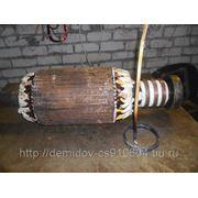 Ремонт механических частей электродвигателей фото