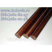 Текстолит стержневой (диам. 160-200 мм) фото