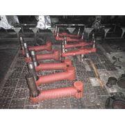 Ремонт рычага подвески (балансира), оси рычага ТДТ-55, ТЛТ-100 фото