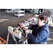 Ремонт электрических машин фото